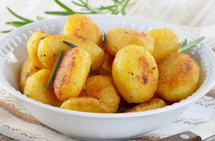 Photo of Pommes de terre rôties