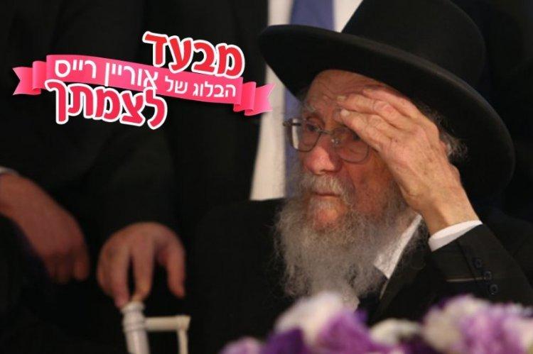 Photo of Même la résistance  laïque fondait devant sa bonté et sa grâce. Mes Adieux à mon Rav le Rav Yaakov Eidelstein zatsal.