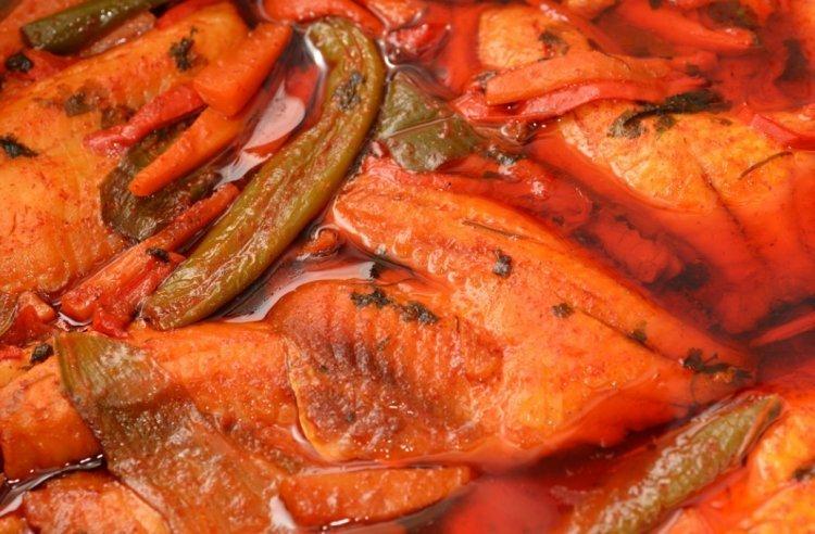 Photo of Recette de poisson marocain