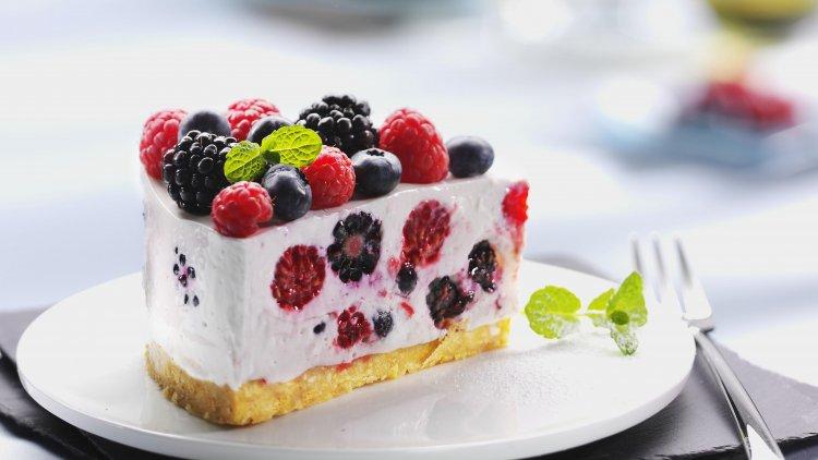 Photo of Pour Chavouot, craquez pour le gâteau au fromage et aux fruits rouges …