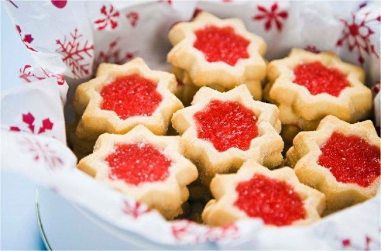 Photo of Biscuits à la confiture