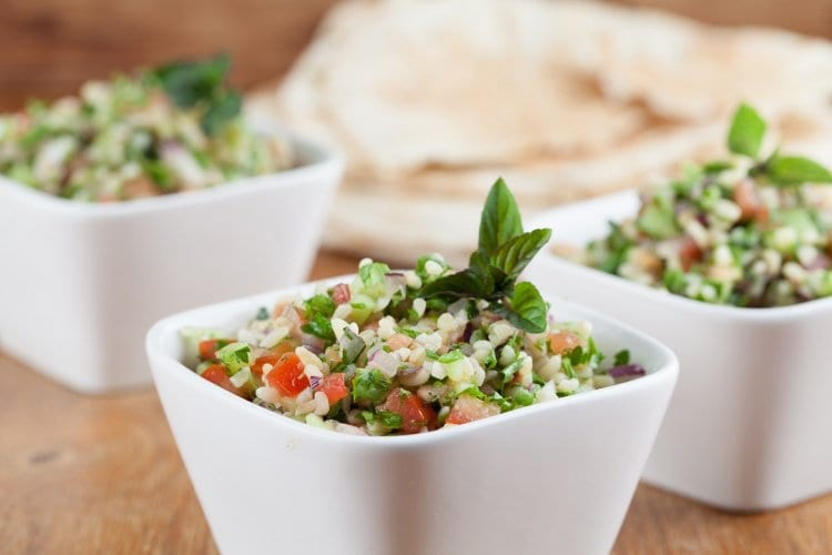 Photo of Salade de Bulgur