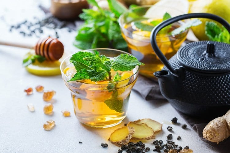 Photo of Les infusions conseillées