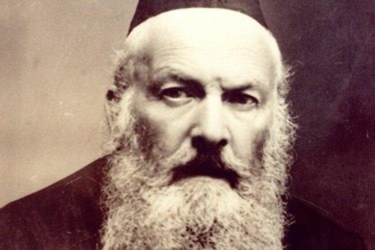 Photo of Rav Elhanan Wasserman zatsal –qu'Hachem venge son sang