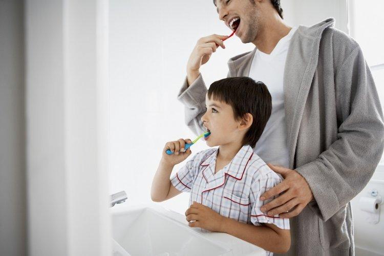 Photo of Donner le bon exemple à nos enfants, même sur des petites choses…