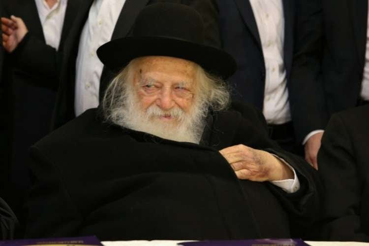 Photo of Qu'a fait le Rav Kanievsky au zoo ?