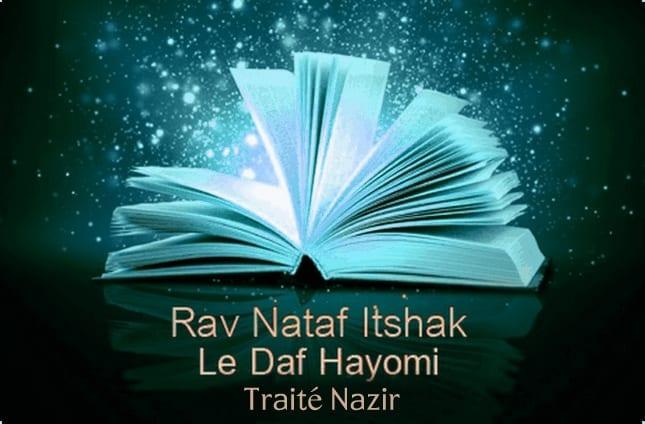 Photo of Traité Nazir – Page 13