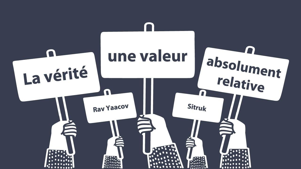 Photo of La vérité – une valeur absolument relative