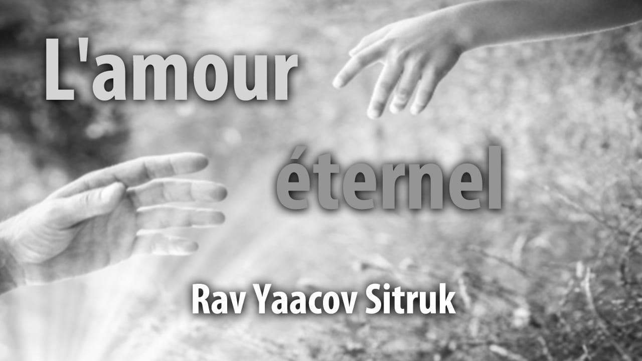 Photo of L'amour éternel