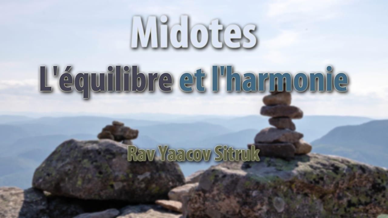 Photo of Midotes – l'équilibre et l'harmonie