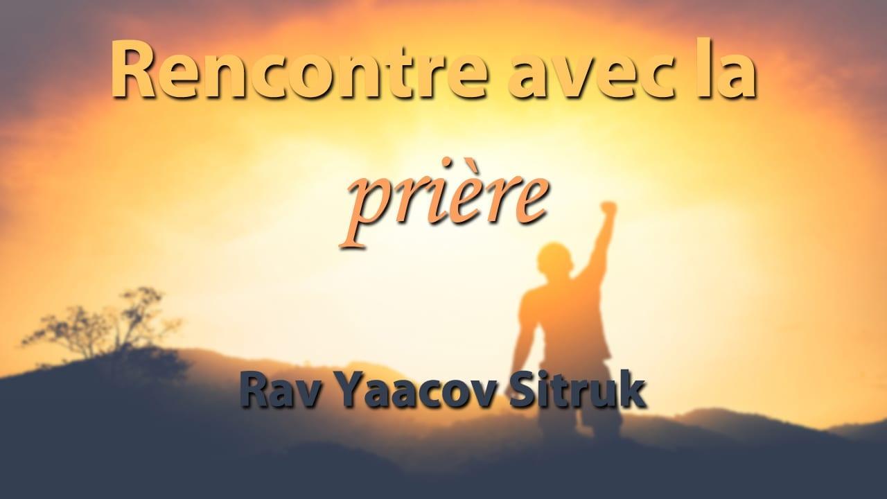 Photo of Rencontre avec la prière