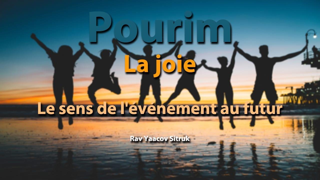 Photo of La joie – le sens de l'événement au futur
