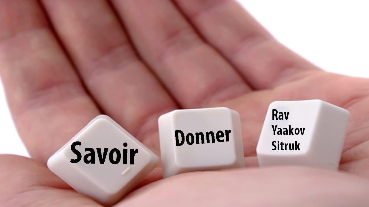 Photo of Savoir donner