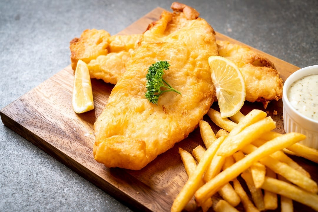 Photo of Recette Pessa'h : Fish & Chips