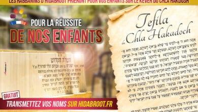 Photo of Veille de Roch 'Hodech Sivan: Envoyez vos noms pour des prières sur le Kéver du Chlah Hakadoch !
