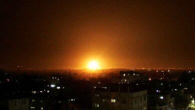 Photo of Tsahal riposte aux ballons incendiaires lancés hier vers le territoire israélien