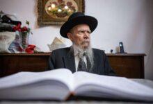 Photo of Le Gaon Rav Edelstein : «Les réjouissances de Simhat Torah doivent se faire selon les recommandations sanitaires»